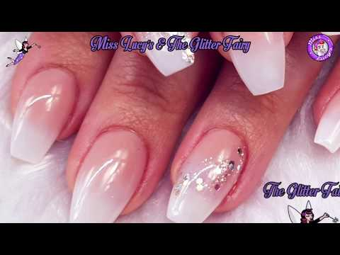 ❤Salon Acrylic Nails❤Ombre❤