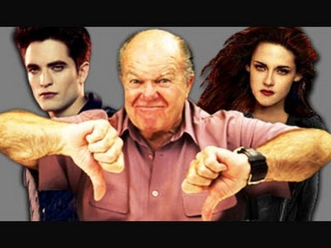 """Viral of the Day: Elders React to """"Breaking Dawn Part 2"""""""