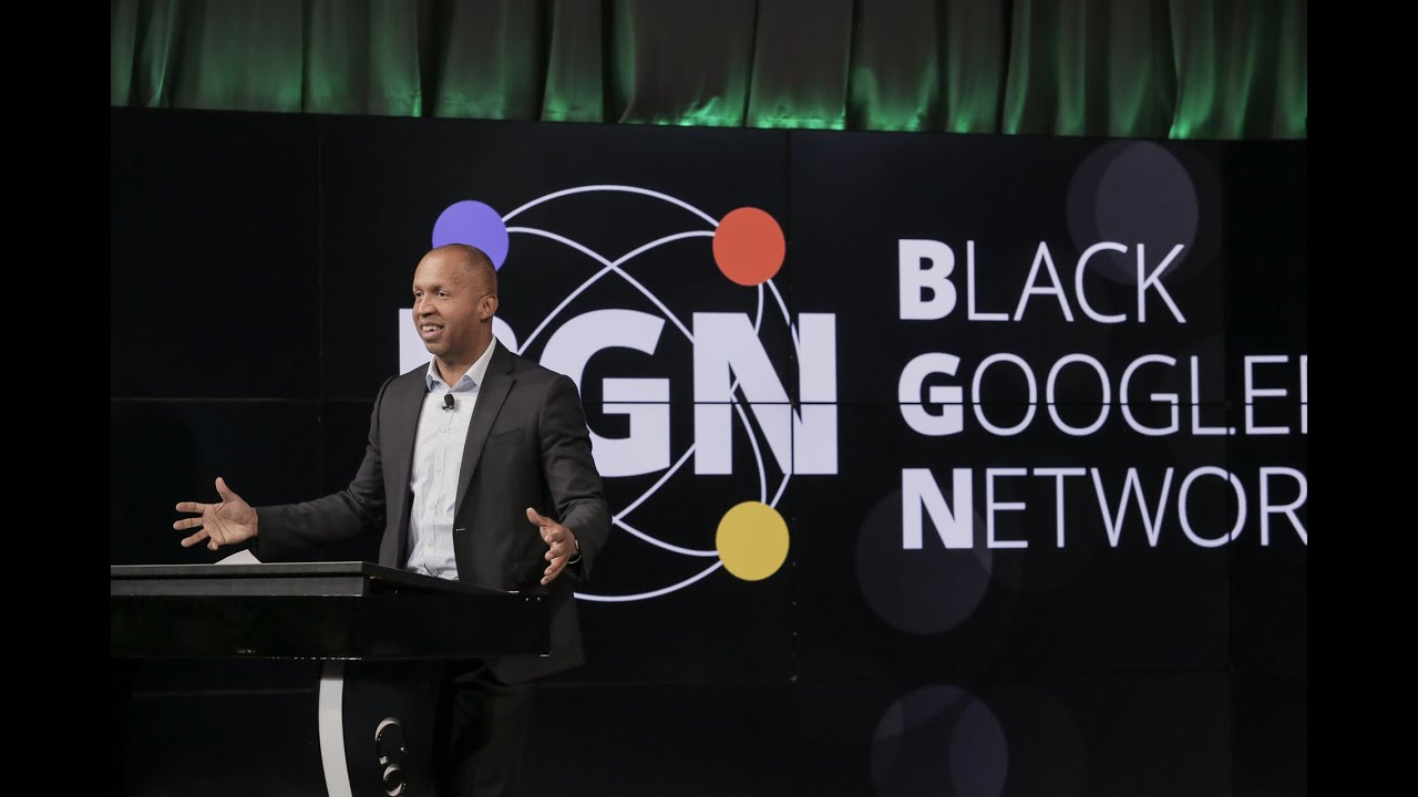 Bryan Stevenson of Equal Justice Initiative speaks at Google