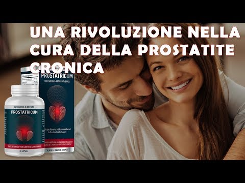 Trattamento della prostata leggermente ingrandita