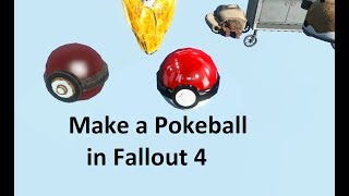 How to make a Pokeball Instruction manual for developers
