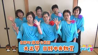 素敵な大正琴の音色を奏でよう!「大正琴 日野中央教室」日野町鎌掛公民館
