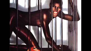 Grace Jones Feel Up