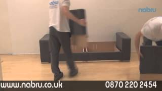 Sofa Assembly in 1 Minute