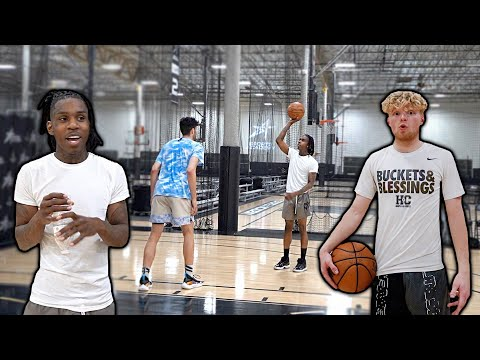 Me & Polo G Teamed Up And Went CRAZY! 2v2 Basketball In LA!