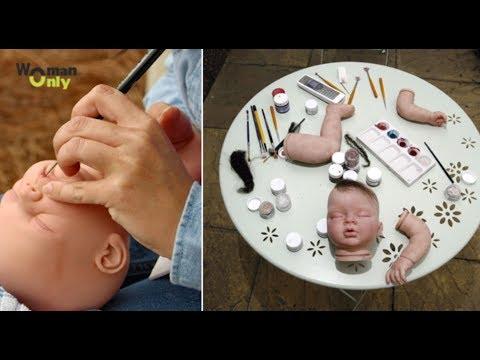 Как сделать реборна своими руками? /Распаковка посылок с материалами для создания куклы реборн