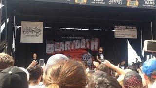 Beartooth - Aggressive Live at Dallas Warped Tour