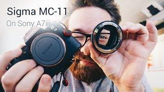 Sigma MC-11 On Sony A7 Iii - In-Depth Testing - Part 1