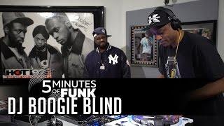 Check out my dude DJ Boogie Blind on FUNKFLEX 5MinutesOfFunk