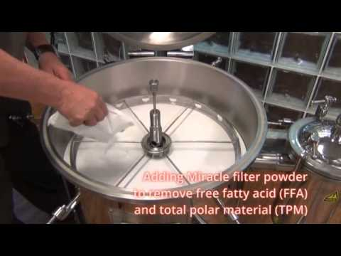 ACE Filters commerial oil filtering solutions