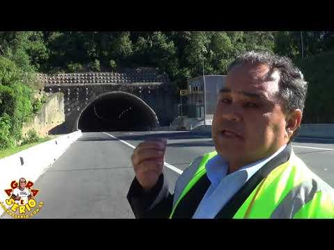 Enaldo da Construtora ECN demonstra insatisfação com o Tratamento da Arteris sobre o Caso do Túnel 4 da Serra do Cafezal e diz ; Que pode acontecer novas Manifestações de Protestos .