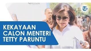 Dipanggil Jokowi ke Istana, Berikut Daftar Harta Kekayaan Tetty Paruntu