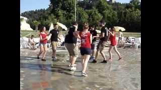 Los Mangaleros (Rueda De Casino) - Pool Party - 17/06/13