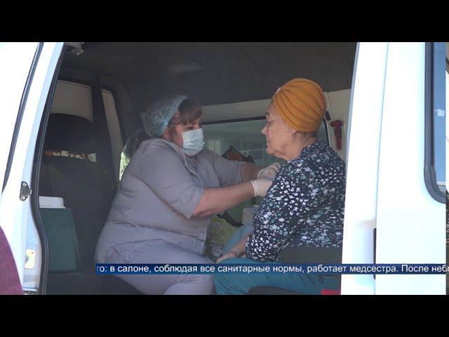 Ангарчане могут поставить прививку от гриппа бесплатно