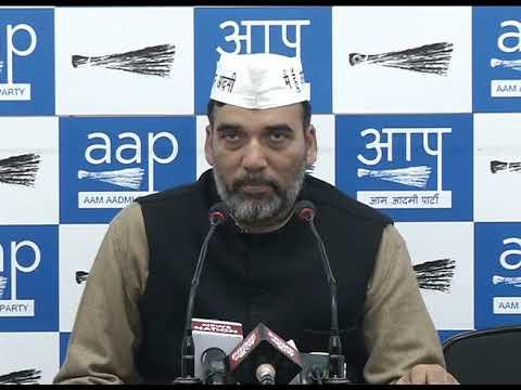 सीलिंग-FDI: दिल्ली बंद में दिल्ली के व्यापारियों ने दिया AAP का साथ, BJP के ख़िलाफ़ फूटा गुस्सा