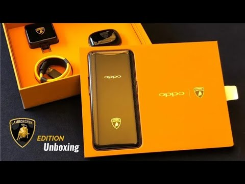 Oppo Find X Lamborghini Edition Price In The Philippines