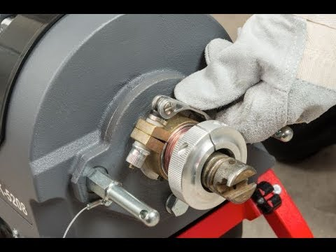 RIDGID K-5208 Clutch Adjustment