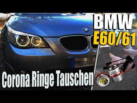 BMW | E60/E61 Corona Ringe Tauschen | Tutorial
