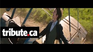 The Space Between Us  Movie Clip Biplane Runaway