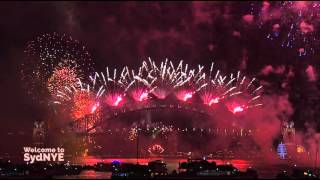 Welcome to 2016! Sydney New Year