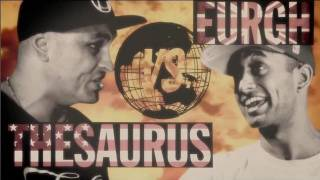 KOTD - Rap Battle - The Saurus vs Eurgh | #WD2