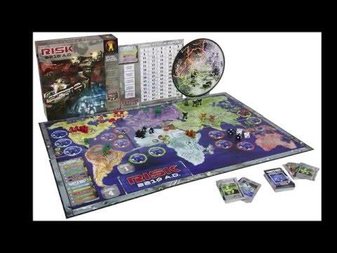 Társasjáték: Risk 2210 - Next Level Board Game