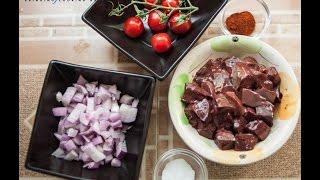 How to make Dry Fried Liver