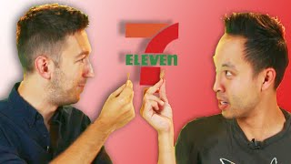 Americans Try Japanese 7-Eleven Snacks
