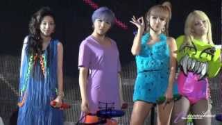 121201 Let's Go Party @ 2NE1 New Evolution in SG