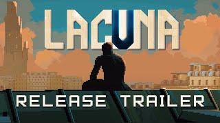 Lacuna – A Sci-Fi Noir Adventure