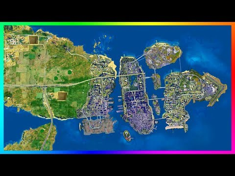 GTA 5 Premium Edition To Feature Liberty City Expansion/Remastered Version?