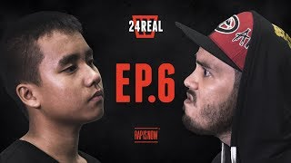 TWIO4 : EP.6 FRAX GRANADE vs FRANKIE CH. (24REAL) | RAP IS NOW