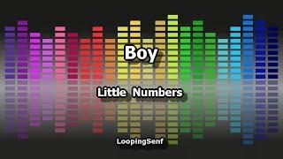 BOY - Little Numbers - Karaoke
