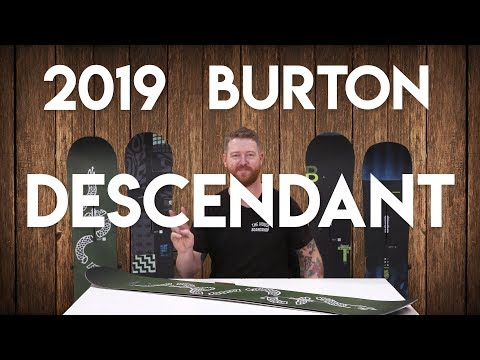 2019 Burton Descendant Snowboard Review