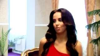 Simona Leskovska Miss Slovensko 2015 Contestant Introduction
