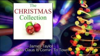 Various - James Taylor - Santa Claus Is Comin To Town