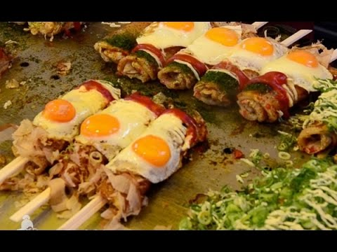 Street Food Japan - A Taste Of Delicious Japanese Cuisine