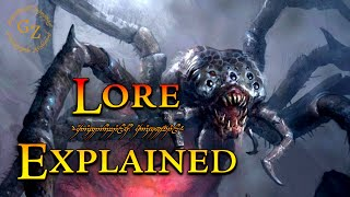 Shelob Lore - Lord of the Rings Lore