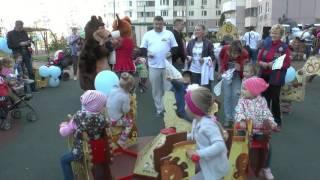 В Красногорске появились еще две детские площадки