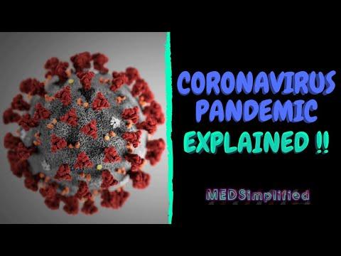 CORONAVIRUS PANDEMIC EXPLAINED - CORONA OUTBREAK 2020