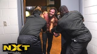 The Drifter is forced out of NXT: NXT Exclusive, March 29, 2017