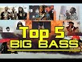 Top 5 Big Bass Trap/Rap/RnB 2017