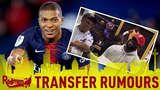Mbappe To Liverpool Rumours Run Riot!  | #LFC Transfer News LIVE