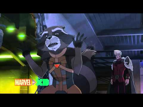 Marvel's Guardians of the Galaxy 1.03 (Clip)