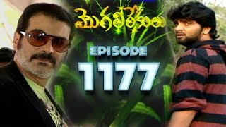 Episode 1177   MogaliRekulu Telugu Daily Serial   Srikanth Entertainments   Loud Speaker