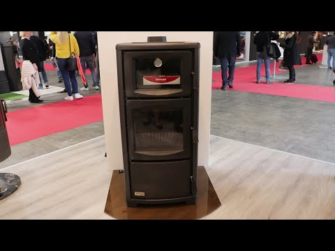 Teba TK21 - 3-Sided Cook Stove with Baking Oven