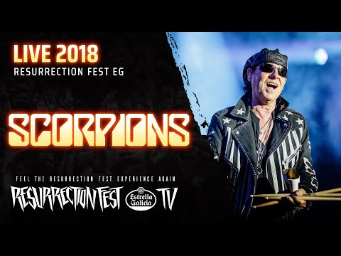 Scorpions Wind Of Change Live At Resurrection Fest Eg 2018