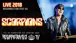 Scorpions - Wind of Change (Live at Resurrection Fest EG 2018)