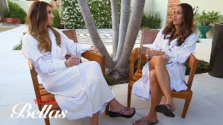 Nikki opens up to Lola about Brie: Total Bellas, Oct. 26, 2016
