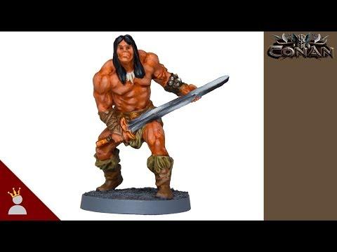 Conan Painting: Conan